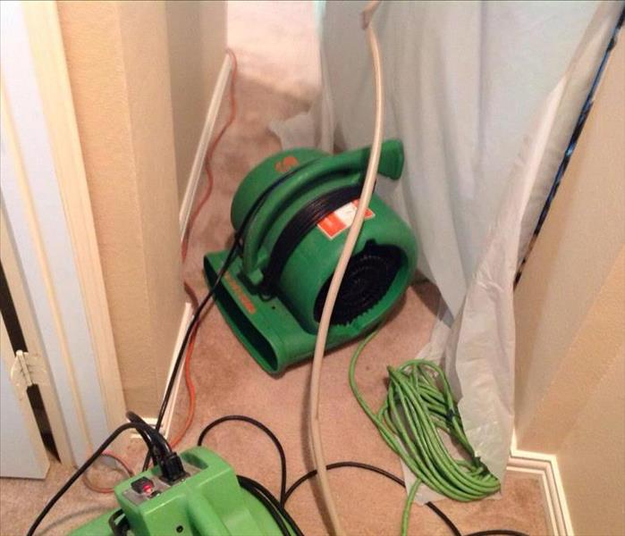 Water Damage in Westlake, TX After