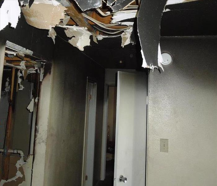 Apartment Fire Cleanup - Southlake, Texas
