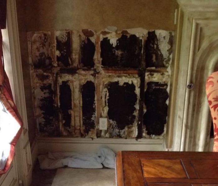Fire and Smoke damage - Colleyville, TX