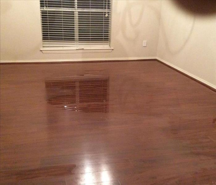 Water Damage - Colleyville, Texas