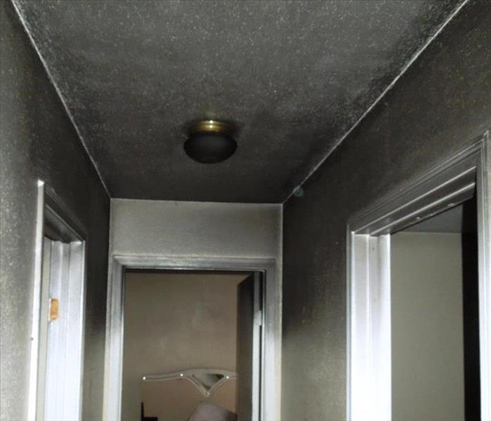 Smoke Damage Cleanup - Fort Worth, Texas