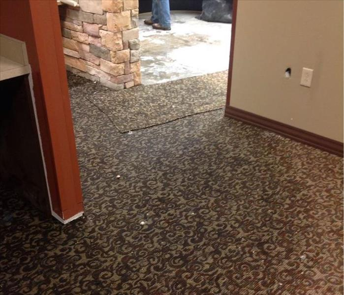 Commercial Water Damage - Southlake, TX