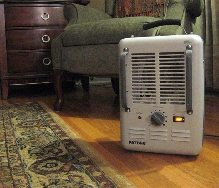 space heater fire safety tips