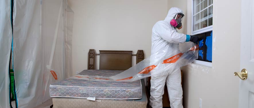 Grapevine, TX biohazard cleaning