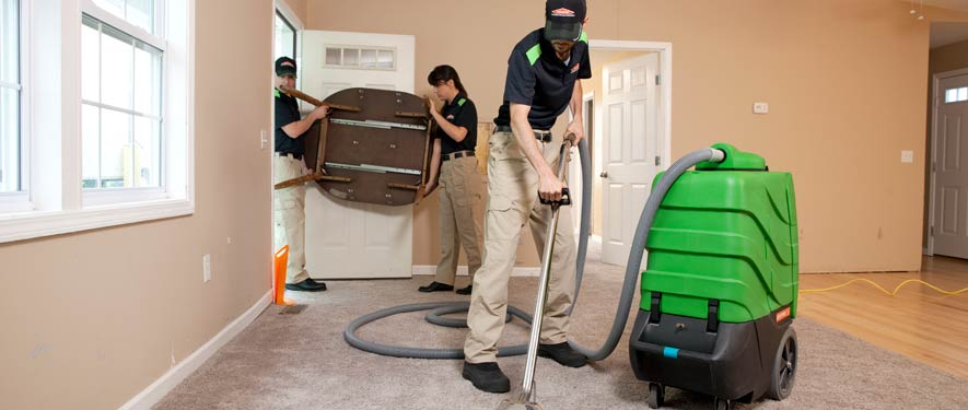Grapevine, TX residential restoration cleaning